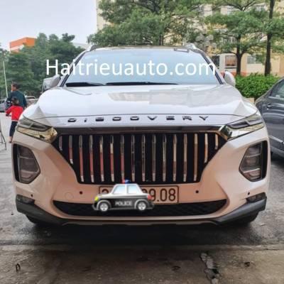 mặt ca lăng độ cho xe Hyundai Santafe 2019