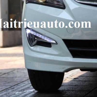 Đèn LED gầm cho xe Hyundai Verna