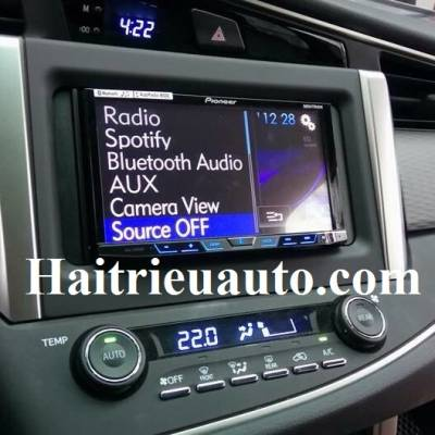 dvd pionner 8850 lắp cho xe innova 2017