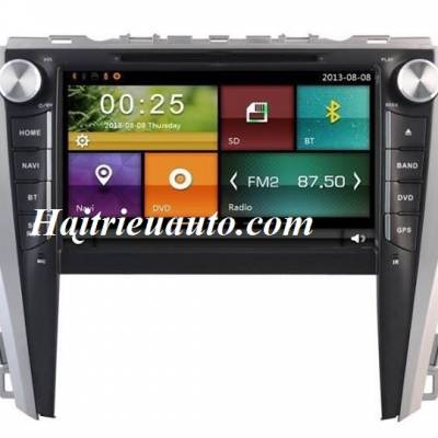 DVD theo xe Camry