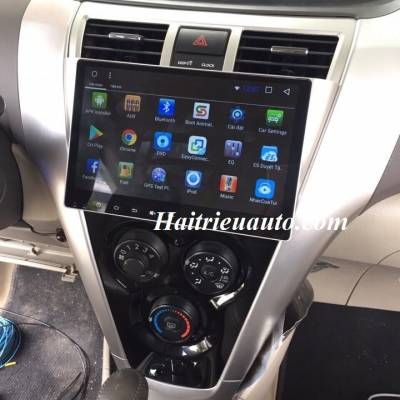 DVD Roadrover cho xe Suzuki Vitara