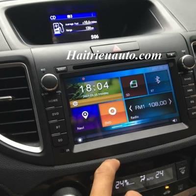 DVD Roadrover cho xe Honda CRV