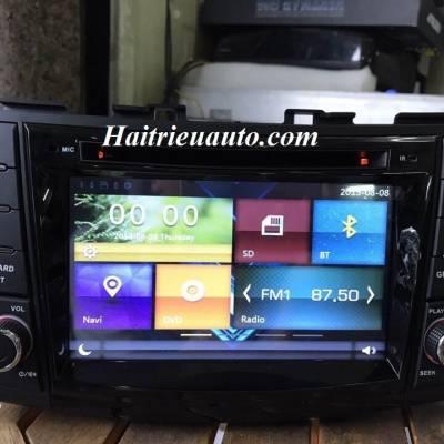 DVD theo xe Suzuki Ertiga