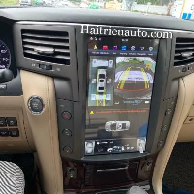Camera 360 cho xe Lexus LX 570