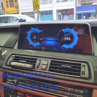 MÀN hình android theo xe BMW 528