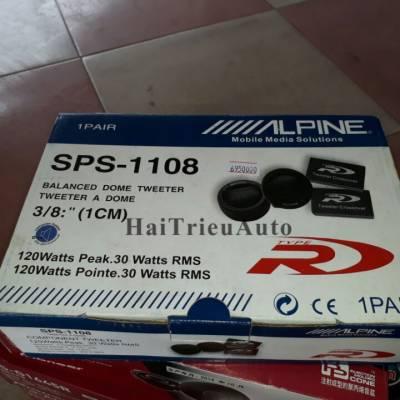 LOA ALPINE SPS-1108