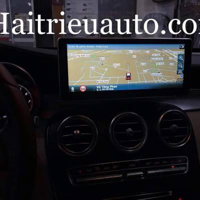 Màn hình android Mercedes GLC 250