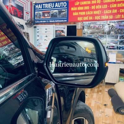 Hệ thống cảnh báo điểm mù cho xe Honda CRV
