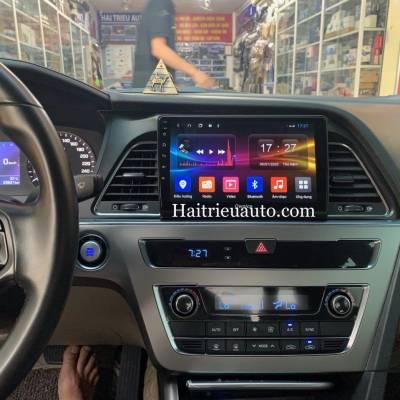 Màn hình android Ownice theo xe Sonata 2017