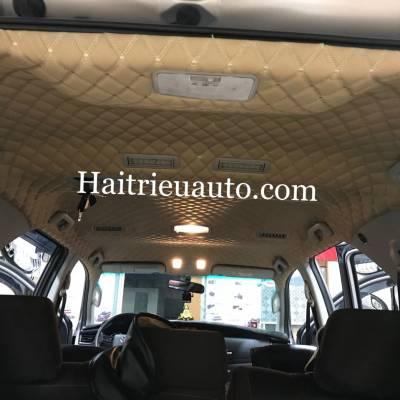 Bọc trần 5D cho xe Toyota Fortuner 2019