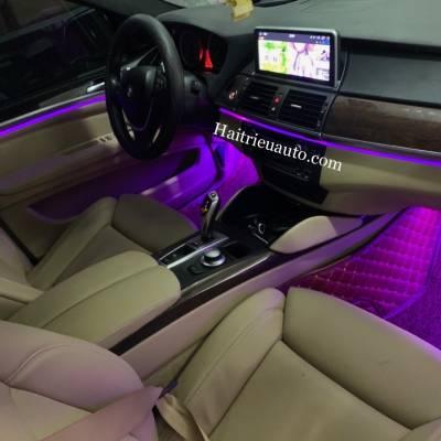 Đèn led nội thất cho xe BMW X5