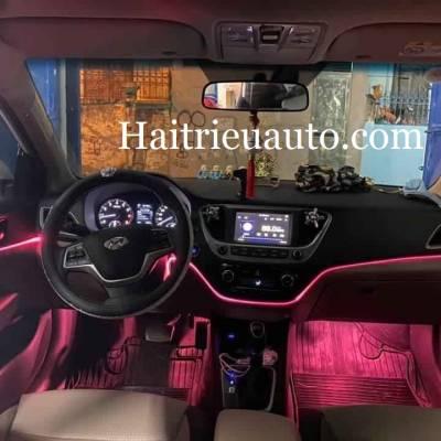 Led nội thất xe kia Cerato