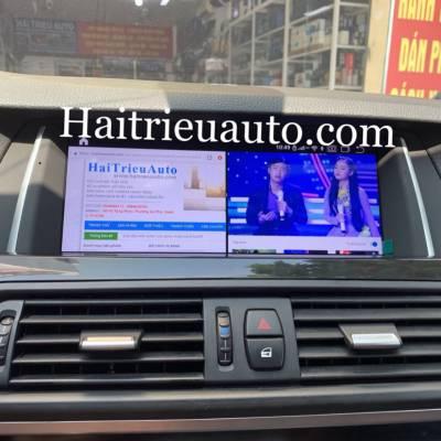 màn hình android xe BMW 520i GT
