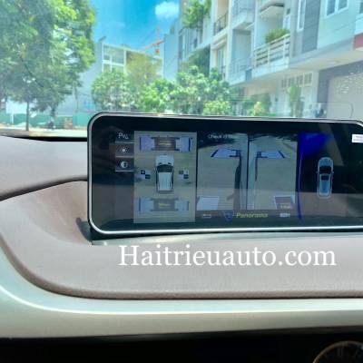 Camera 360 cho xe Lexus RX300