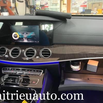 Hệ thống nước hoa Air freshener và Ionisation theo xe Mercedes E Class