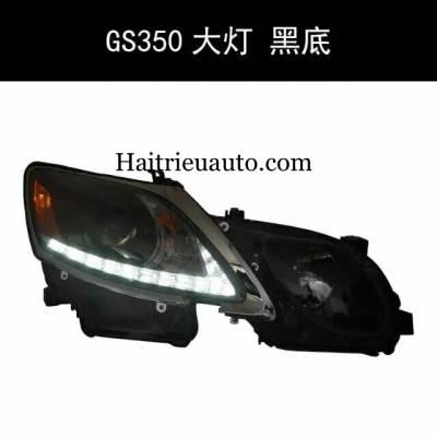 Đèn pha độ Lexus GS 350 2007