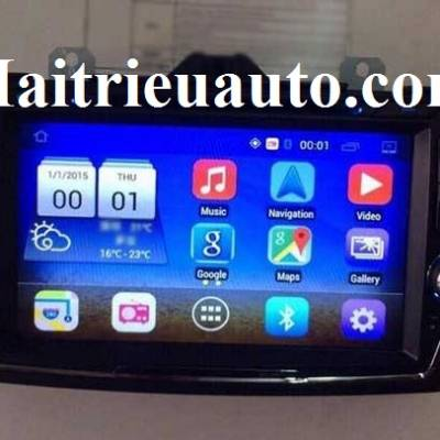 Màn hình DVD Android cho xe Suzuki Ciaz