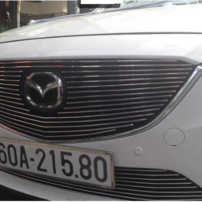 Mặt calang sọc ngang Mazda 6