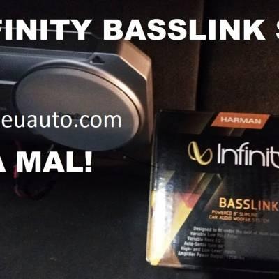 Loa sub Infinity Basslink SM