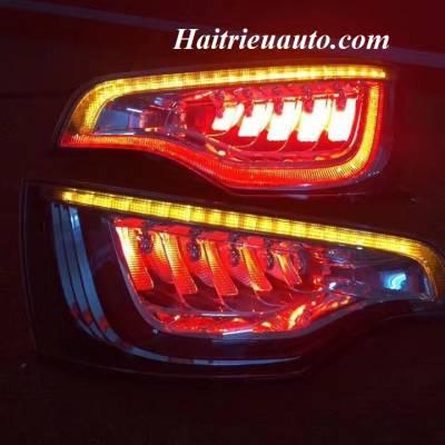 Đèn hậu độ Audi Q7