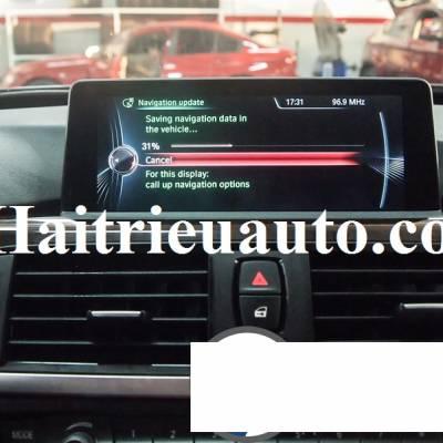nâng cấp NBT CHO BMW 320I