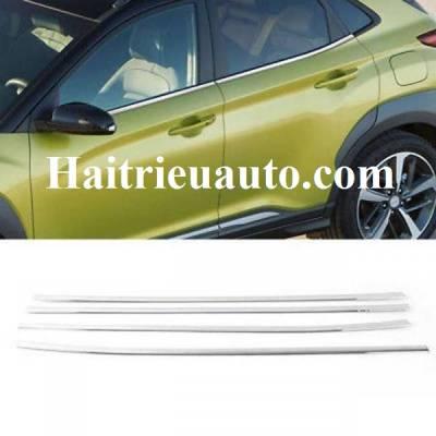 Nẹp chân kính cho xe Hyundai Kona