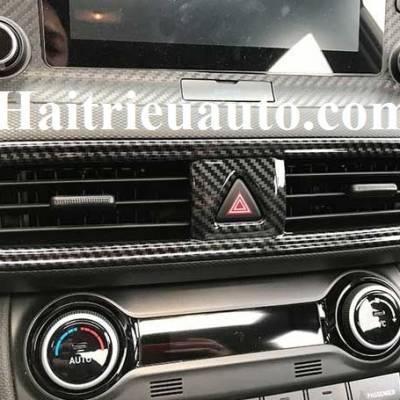 Ốp trang trí cửa gió điều hòa Hyundai Kona
