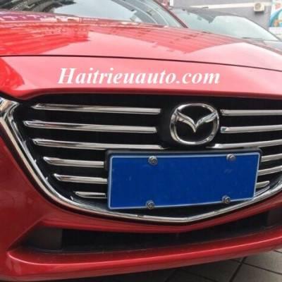 Mặt calang dán cho xe Mazda 3