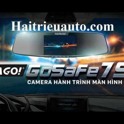 CAMERA HÀNH TRÌNH PAPAGO GOSAFE 790