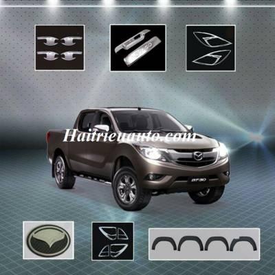 Full đồ trang trí Mazda BT50