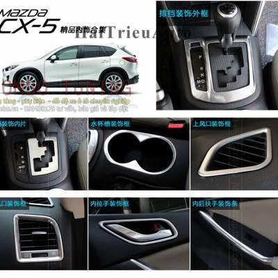 Trang trí nội thất Mazda CX5