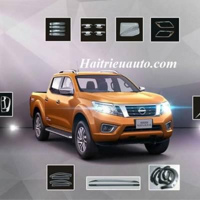 Full đồ trang trí Nissan Navara
