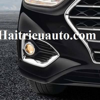 Viền đèn gầm cho xe Hyundai Verna