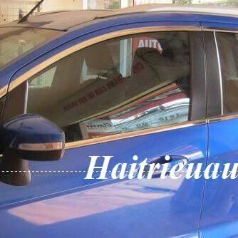 Viền khung khính xe Ecosport