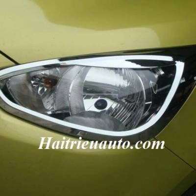 Viền đèn pha Mitsubishi Mirage