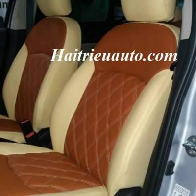 Các mẫu ghế da cho xe hơi