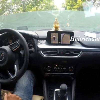 Camera 360 độ cho xe Mazda 6