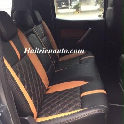 Mẫu ghế da mới cho xe hơi 2017