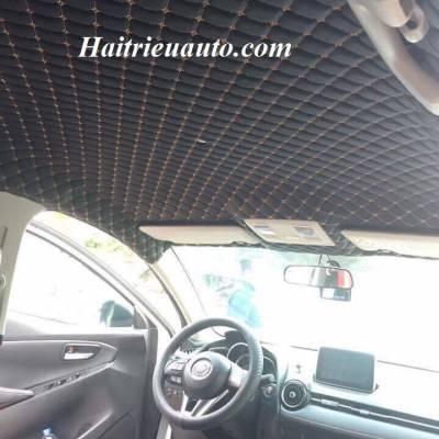 Bọc trần da 5D xe hơi