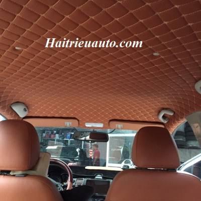 Bọc trần da cho xe ô tô