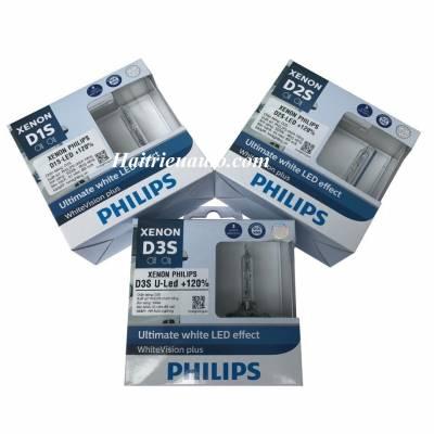 Bóng Xenon Philips tăng sáng D1S