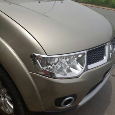 đồ trang trí cho xe Mitsubishi Pajero Sport