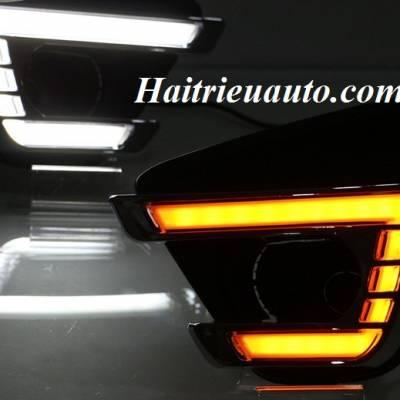 Đèn led gầm Mazda CX5