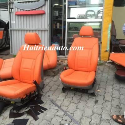 Bọc ghế da cho xe BMW 320i