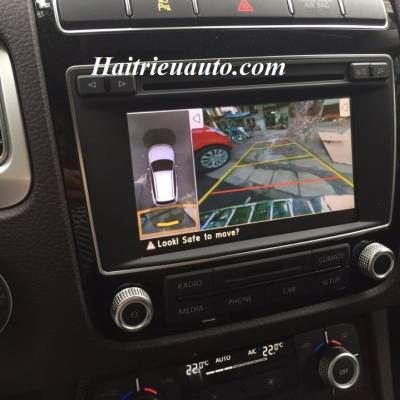 Camera 360 độ cho xe Volkswagen