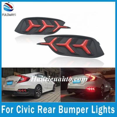 Đèn cản Honda Civic 2017