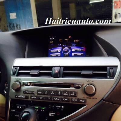 Màn hình DVD Lexus RX350