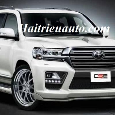 Body cho xe Land Cruiser 2017