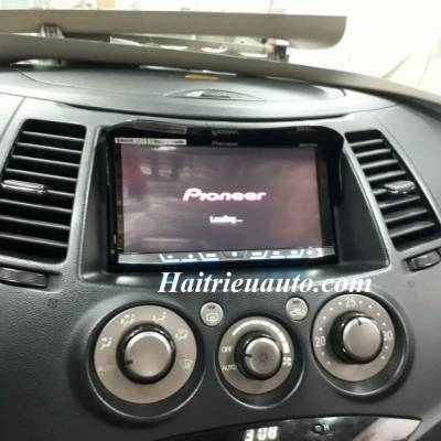 DVD pioneer 8850 BT cho xe Mitsubishi Grandis