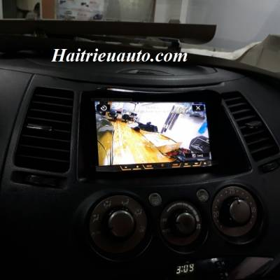 Camera cập lề cho Mitsubishi Grandis